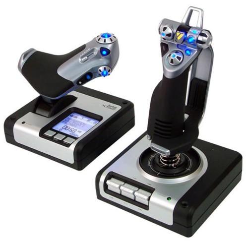 Simulateur Saitek X52