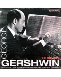 10 CD ''George Gershwin''
