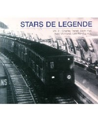 CD ''Stars de Légendes'' Volume 2