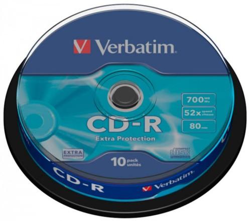 CD-R Verbatim Spindle (x10)