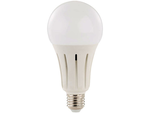 4 ampoules LED E27 classe A+ - 15 W