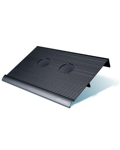 Akasa Tablette de ventilation aluminium
