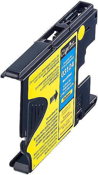 ''Modifier'' pour réservoir LC-1240Y - Jaune