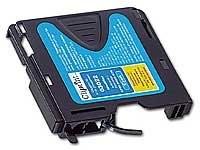 ''Modifier'' pour cartouche LC980C et LC1100C - Cyan