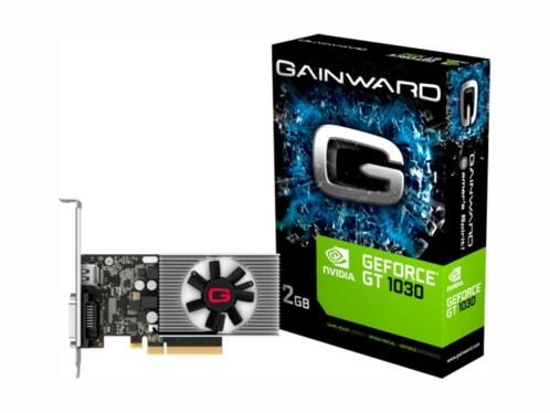 Carte graphique Gainward GeForce GT1030 2 Go.