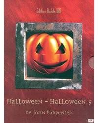 Coffret   Halloween  1  +  Halloween  3