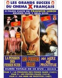 3 Films Cultes de Francis Leroi