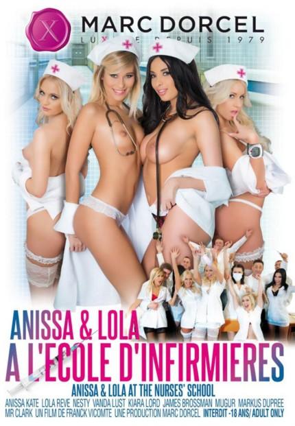 XXX Anissa & Lola à l'école d'Infirmières (2014)
