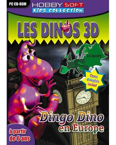 Dingo Dino en Europe