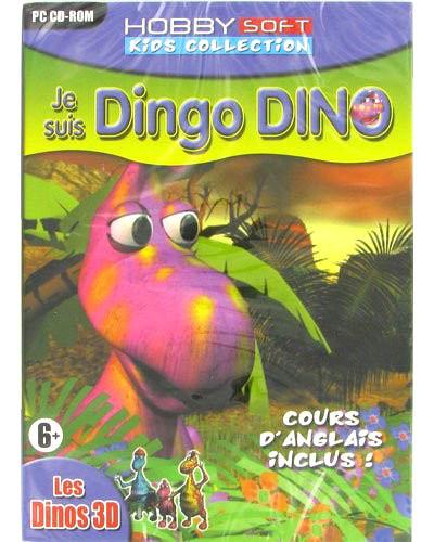 Les Dinos 3D : Je suis Dingo Dino