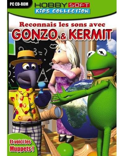 Reconnais les sons avec Gonzo & Kermit