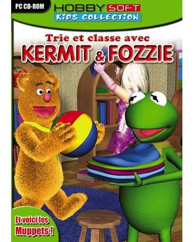 Trie et classe avec ''Kermit et Fozzie''
