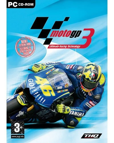 Moto GP : Ultimate Racing Technology 3