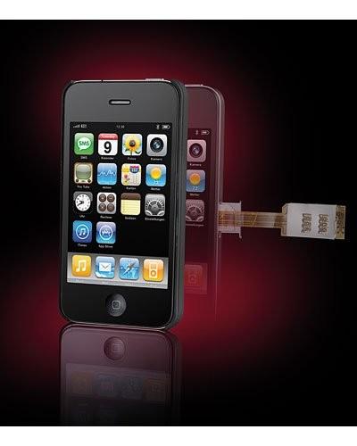 Adaptateur Dual SIM pour iPhone 4/4S