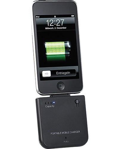 prix batterie d appoint 1900 mah pour ipod iphone pas cher pearl fr