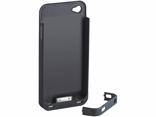 Coque de protection 3 en 1 pour iPhone 4/4S