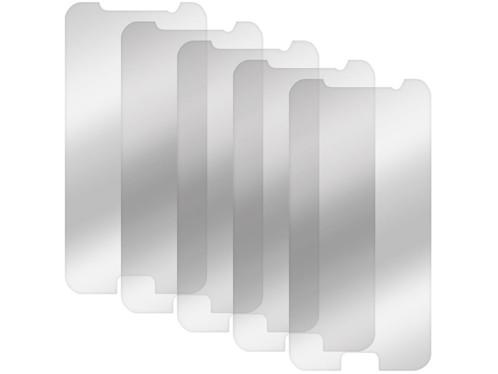 5 films de protection mats pour Samsung Galaxy S6