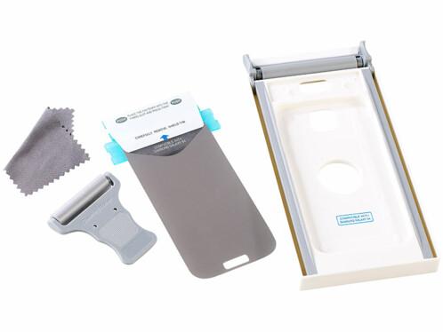 Applicateur et film de protection pour Galaxy S4