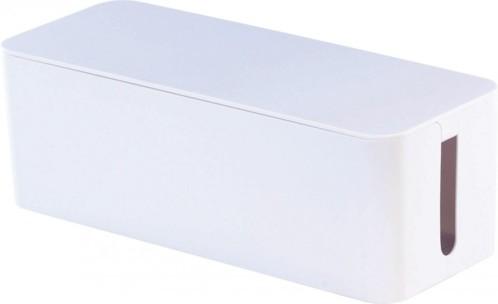 Boîte de rangement pour multiprise - 40 cm