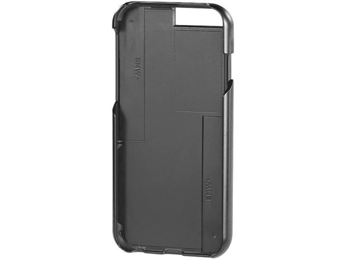 Coque de protection iPhone 5 / 5S / SE avec amplificateur de signal - Noir