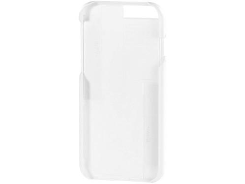 Coque de protection pour iPhone 6 Plus avec amplificateur de signal - Blanc