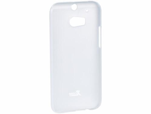 Coque de protection ultra fine pour HTC One - Transparent