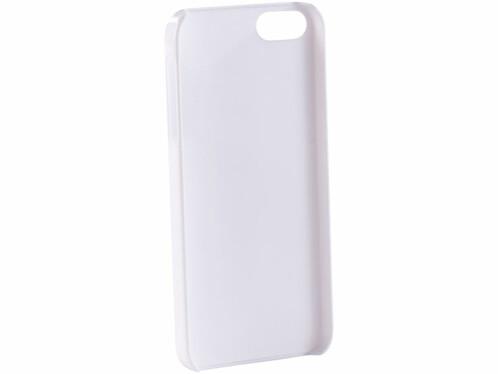 Coque de protection ultra fine pour iPhone 5 / 5S / SE - blanc