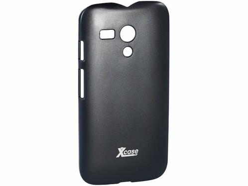 Coque de protection ultra fine pour Motorola Moto G - Noir