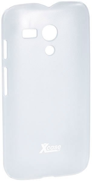Coque de protection ultra fine pour Motorola Moto G - Transparent