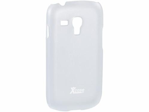 Coque de protection ultra fine pour Samsung Galaxy S3 Mini - Transparent