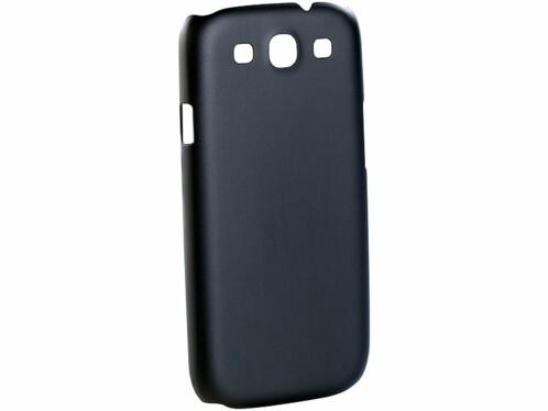 Coque de protection ultra fine pour Samsung Galaxy S3 - Noir