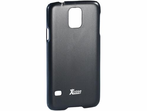 Coque de protection ultra fine pour Samsung Galaxy S5 - Noir