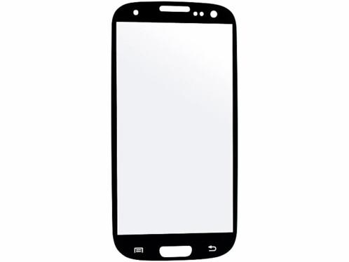 Façade de protection en verre acrylique pour Galaxy S3