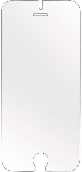 Façade de protection en verre trempé 9H pour iPhone 6