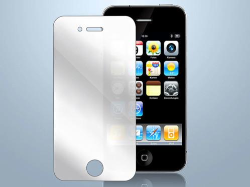 Film de protection effet miroir pour iPhone 4 / 4S
