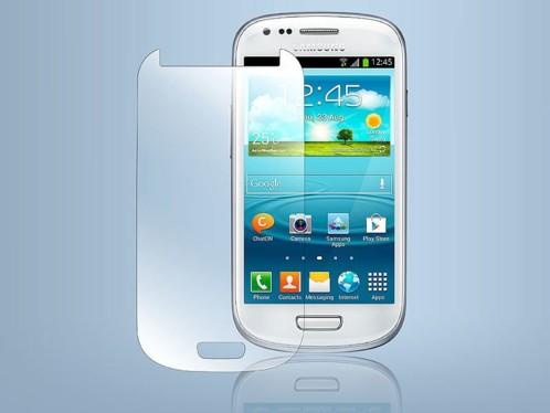 Film de protection pour Samsung Galaxy S3 Mini - Transparent