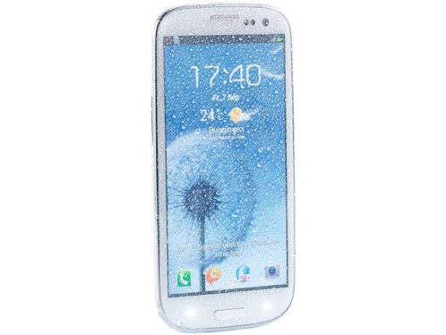 Housse ''Seconde Peau'' imperméable pour Galaxy S6