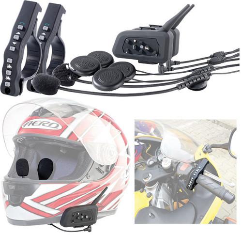 Intercom moto sans fil Bluetooth pas cher   kit de 2 micro-casques ... 7768783fbcb8