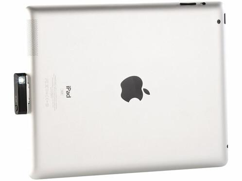 Lampe photo et vidéo pour iPad iPhone et iPod