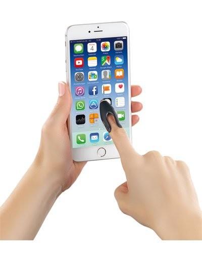 stylet sur doigt pour crans tactiles capacitifs iphone. Black Bedroom Furniture Sets. Home Design Ideas