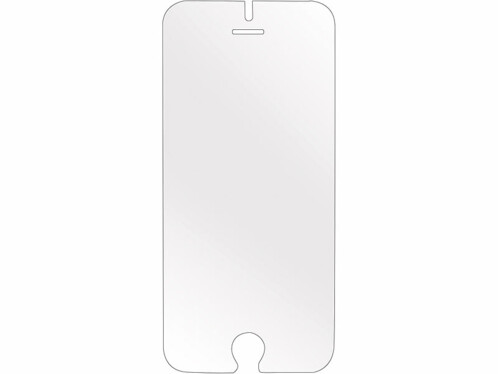 Protection intelligente en verre trempé pour iPhone 6+ / 6S+ - transparent