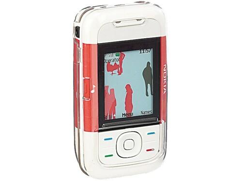 Coque Crystal Case pour Nokia ''5200/5300''