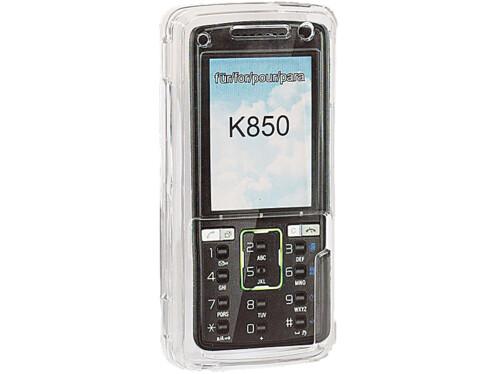 Coque Crystal Case Sony Ericsson ''K850I''