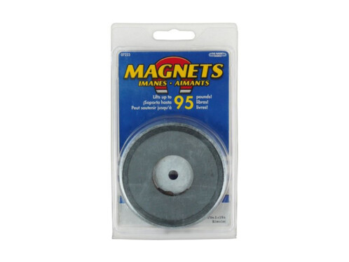 Aimant diamètre 81 mm - pour charge jusqu'à 43 Kg