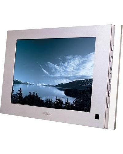 achat vente cadre photo digital 10 2 39 39 alu avec batterie pas cher. Black Bedroom Furniture Sets. Home Design Ideas