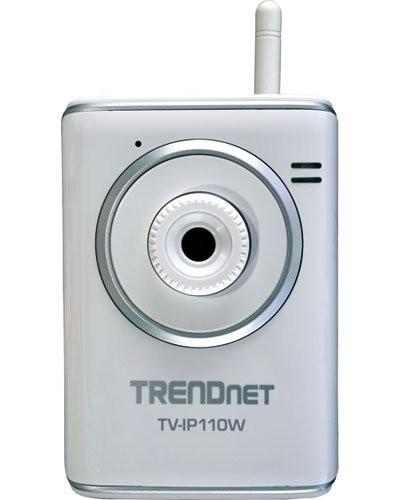 Caméra Réseau wifi Trendnet ''Tv-Ip110W''
