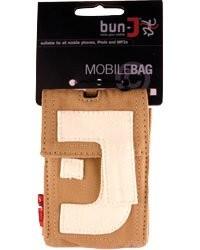 Pochette ''Bunj'' marron clair pour GSM