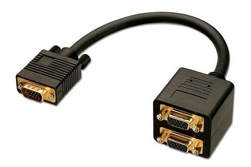 Splitter vidéo VGA - 2 X VGA