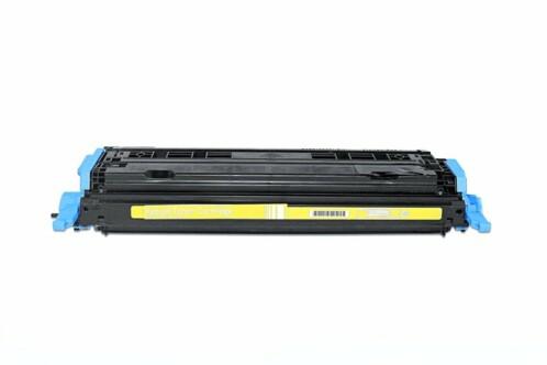 Toner compatible Q6002A/EP707Y - jaune