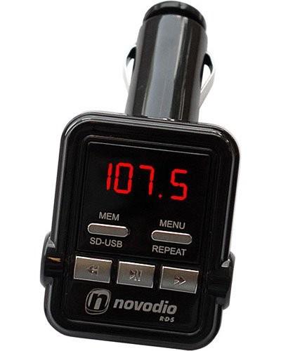 Transmetteur Fm Rds USB & SD